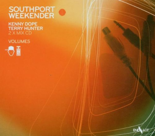 SOUTHPORT WEEKENDER ( KENNY DOPE & TERRY HUNTER 2 CD )