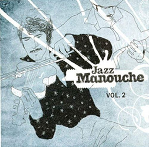 JAZZ MANOUCHE VOL. 2 ( 2 CD )