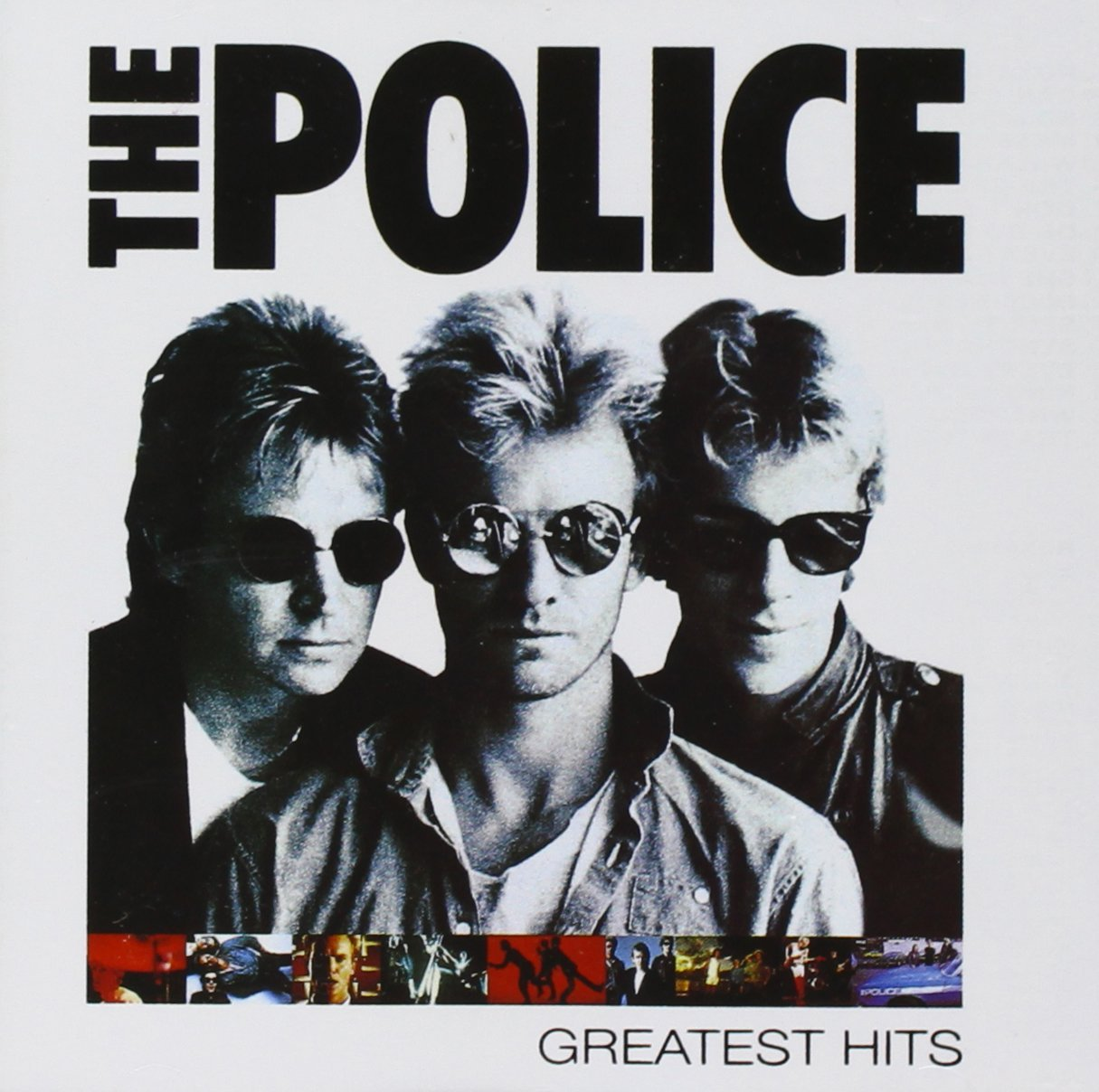 Greatest Hits ( The Police )