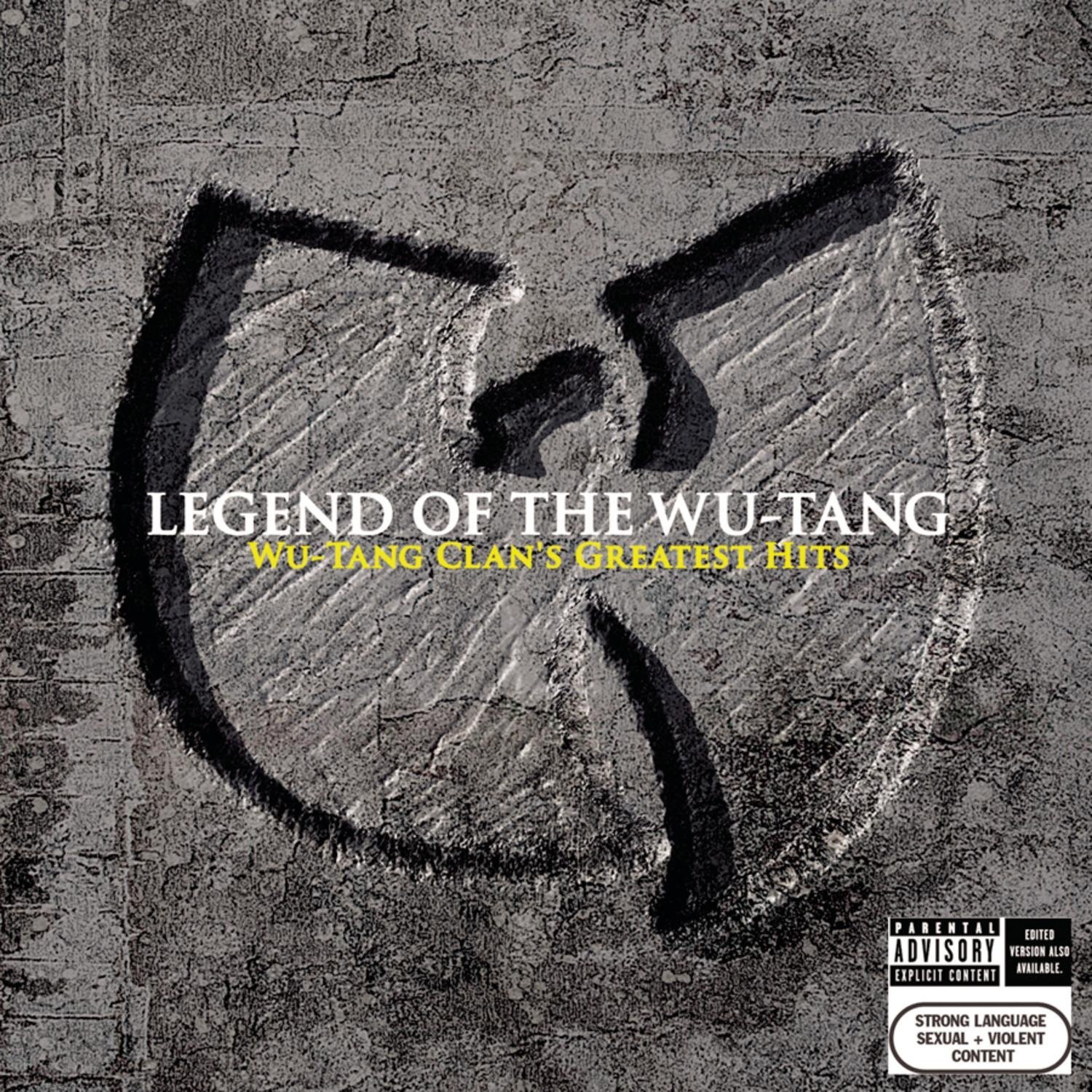 LEGEND OF THE WU-TANG ( GREATEST HITS )