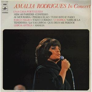 IN CONCERT ( AMALIA RODRIGUES )