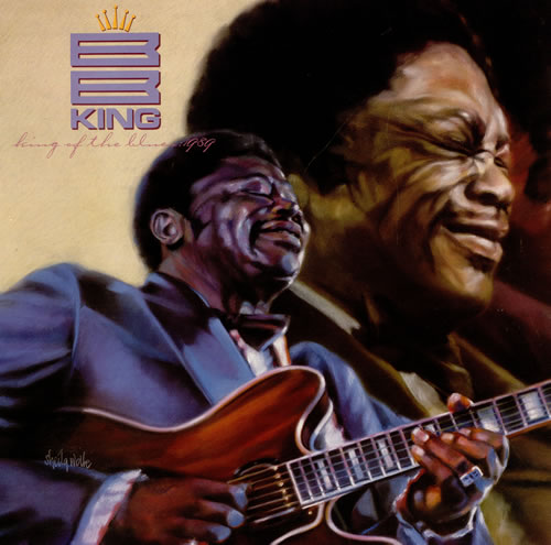 KING OF THE BLUES 1989