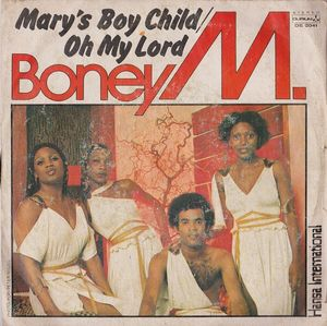 A : Mary's Boy Child / Oh My Lord - B : Dancing In The Street