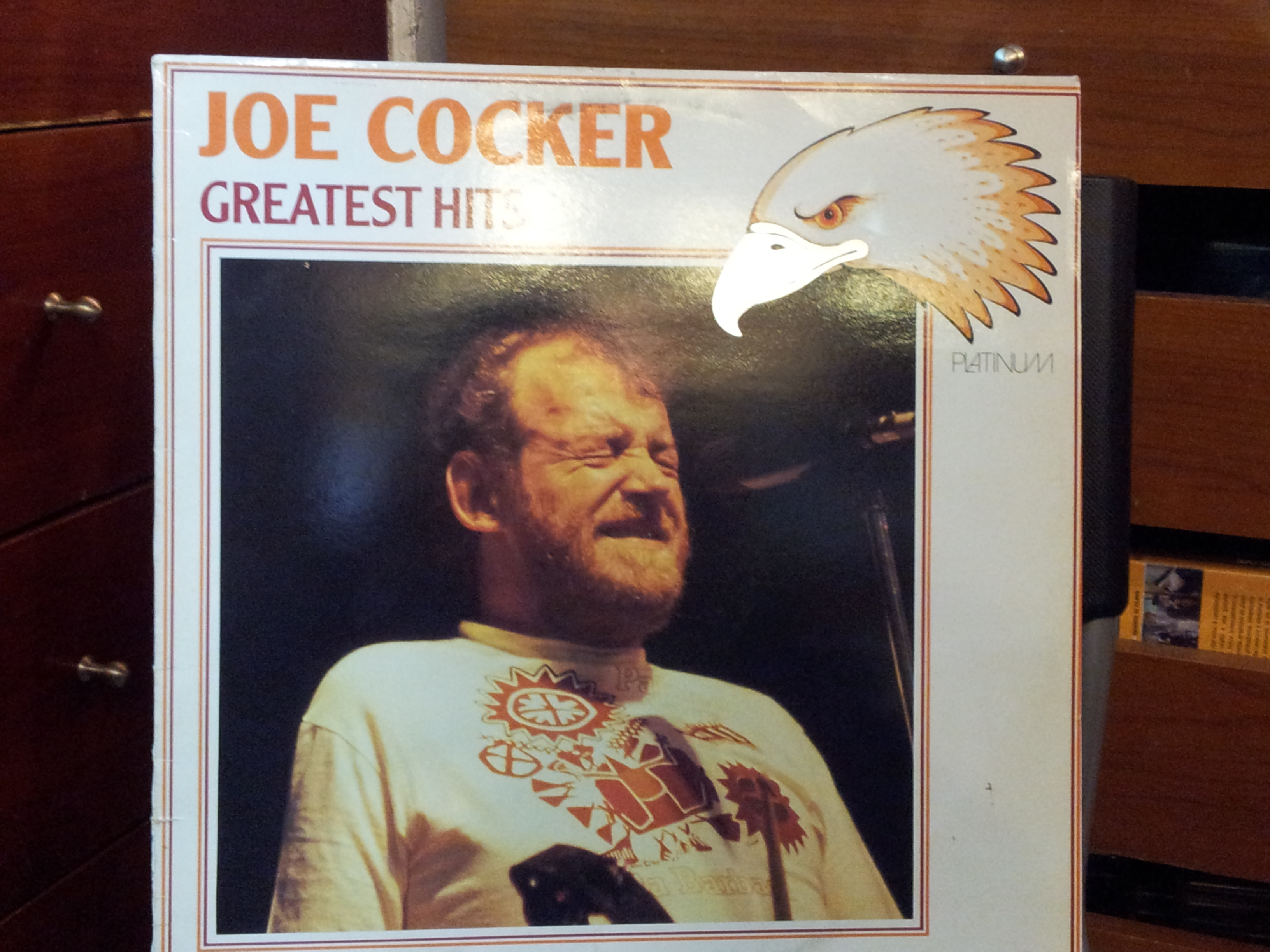 GREATEST HITS JOE COCKER