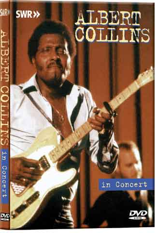 ALBERT COLLINS IN CONCERT