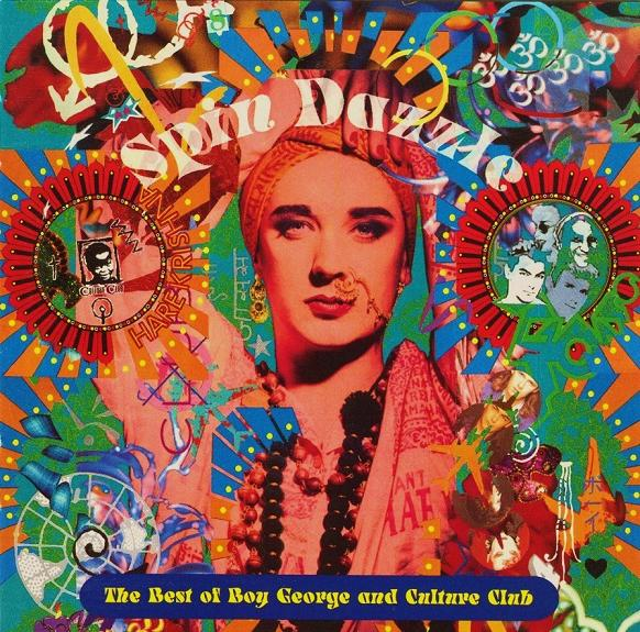SPIN DAZZLE THE BEST OF BOY GEORGE AND CULTURE CLUB