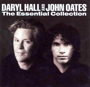 THE ESSENTIAL COLLECTION ( ( DARYL HALL & JOHN OATES )