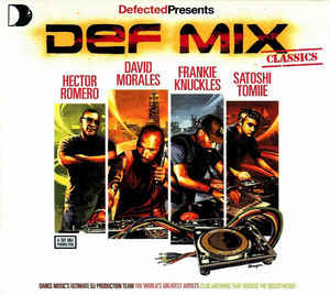 DEF MIX ( COMPIL. 3 CD MUSICA HOUSE )