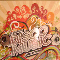 THE DEFINITIVE DISCO MUSIC COLLECTION ( 3 CD )