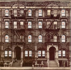 PHYSICAL GRAFFITI ( Germany Reissue )