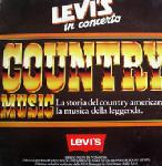 LEVI'S IN CONCERTO COUNTRY MUSIC