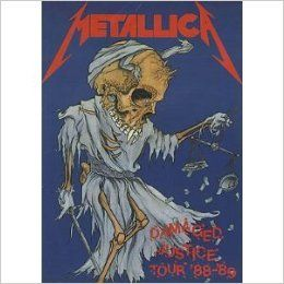 DAMAGED JUSTICE TOUR '88-'89 ( 2CD + LIBRO ) RARO