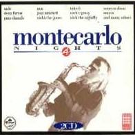 MONTECARLO NIGHTS 4 ( 2 CD )