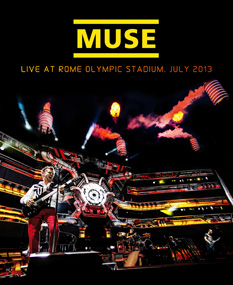 MUSE LIVE AT ROME OLYMPIC STADIUM ( CD + DVD )