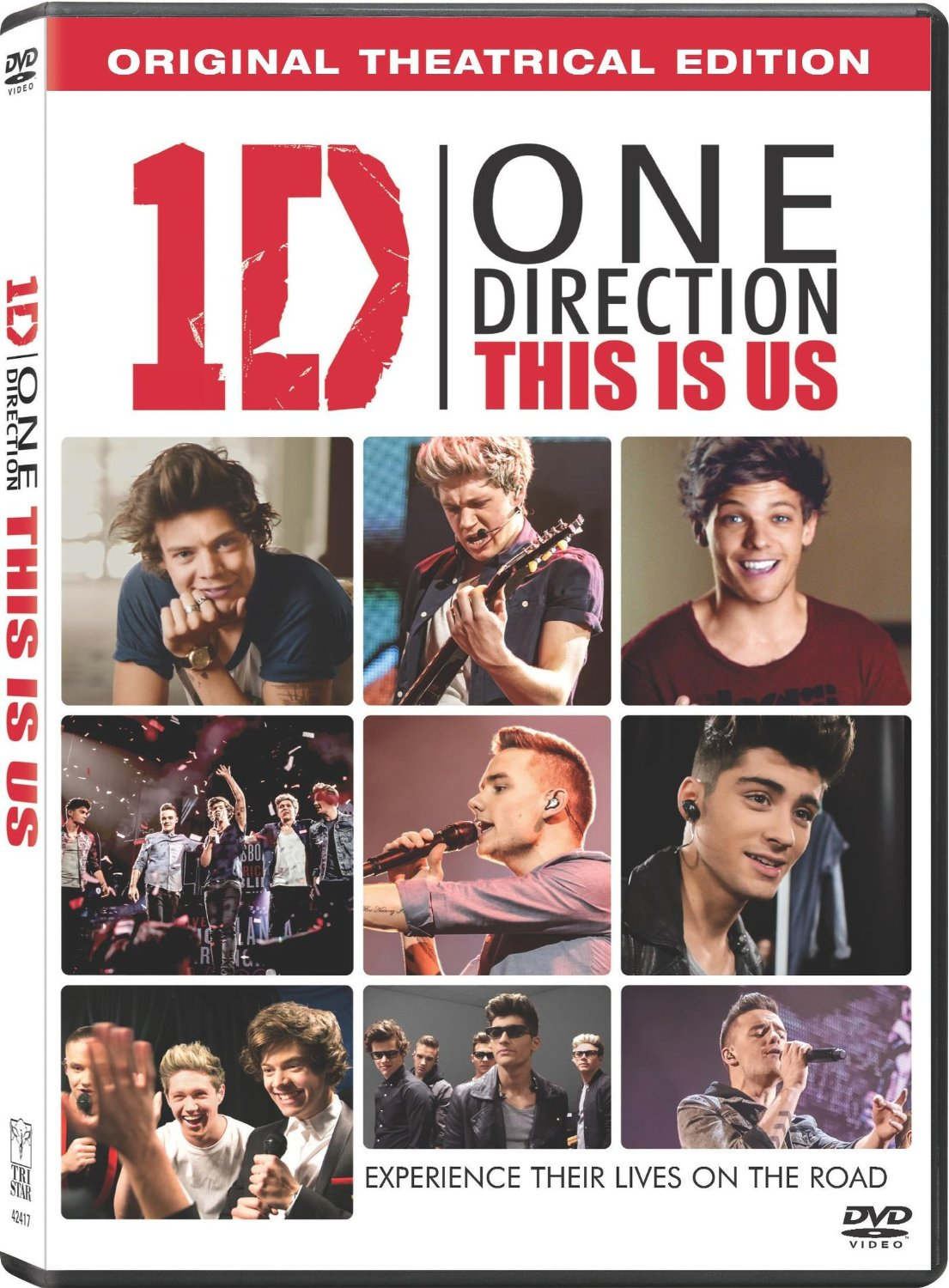 1D ONE DIRECTION THIS IS US