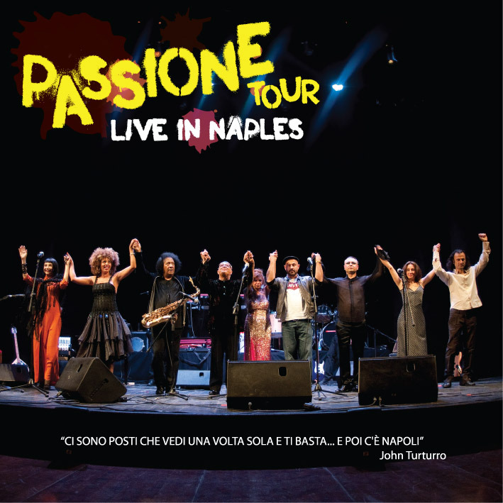 PASSIONE TOUR LIVE IN NAPLES ( 2 CD )