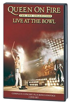 QUEEN LIVE AT THE BOWL ( 2 DVD )