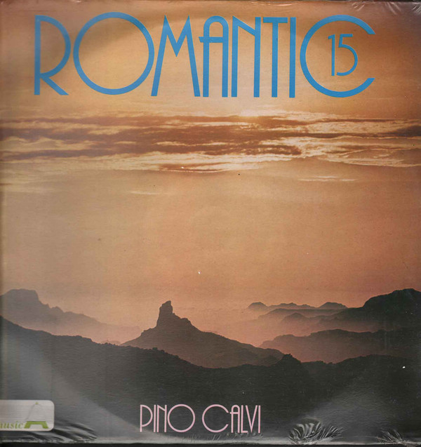 Romantic 15 ( Italy Ristampa )