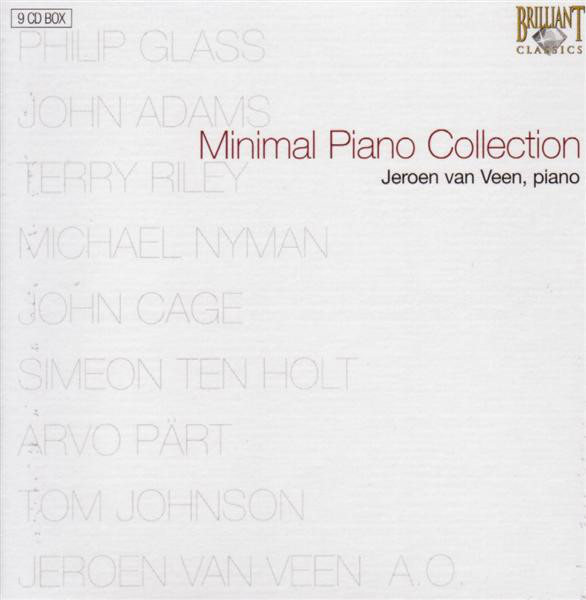 Minimal Piano Collection ( 9 cd )
