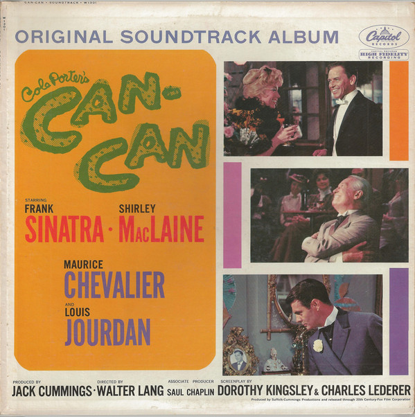 Cole Porter's Can-Can: Original Soundtrack Album