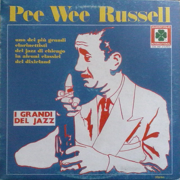 Pee Wee Russell ( Italy 1975 )
