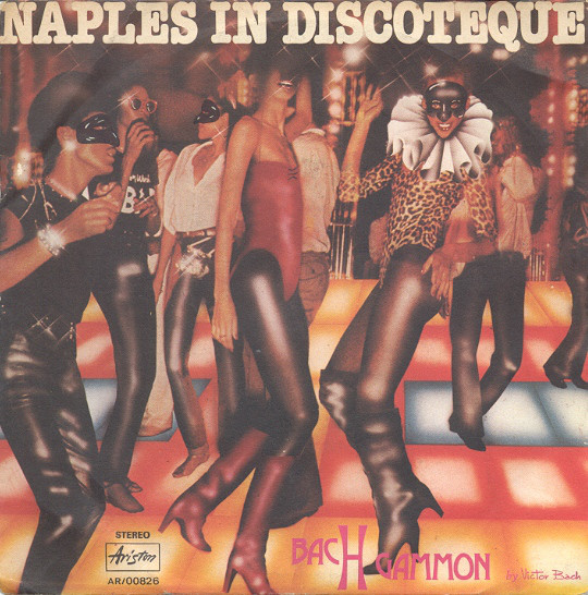 Naples In Discoteque ( Italy 1978 )