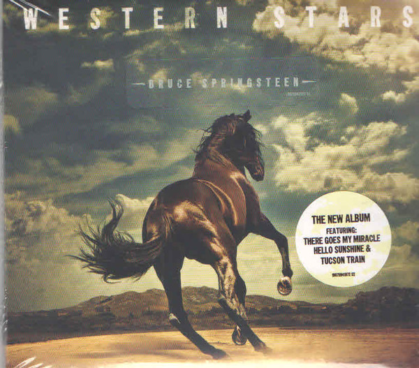 Western Stars ( Includes Free Digital download )