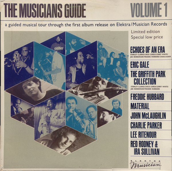 The Musicians Guide Volume 1 ( Italy 1982 )