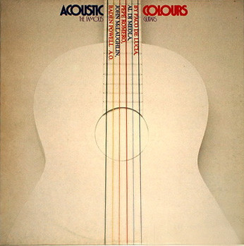 Acoustic Colours (The Famous Guitars) Italy 1983