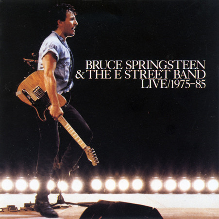 "& the street Band "" Live 1975-85 "" ( 2 lp Holland 1986 )"