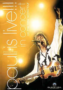 LIVE IN CONCERT ON THE WORLD TOUR