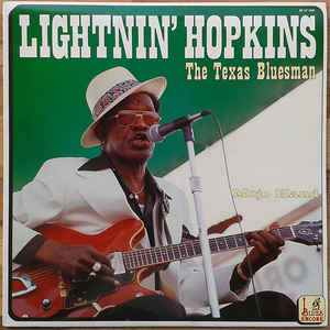 THE TEXAS BLUESMAN
