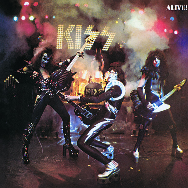 Alive ( 2 Lp Italy Ristampa )