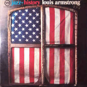Jazz History Vol. 9 ( Louis Armstrong Italy 1972 )