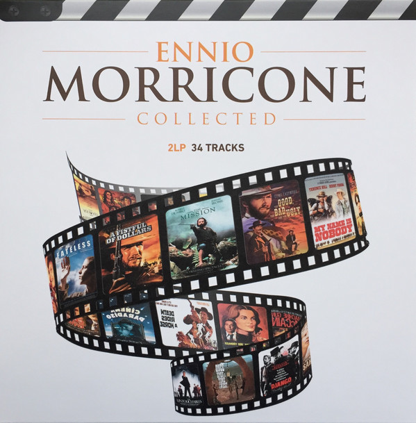 Ennio Morricone Collected ( 2 Lp )