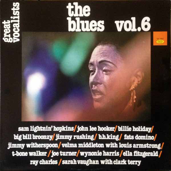 THE BLUES VOL.6 GREAT VOCALISTS