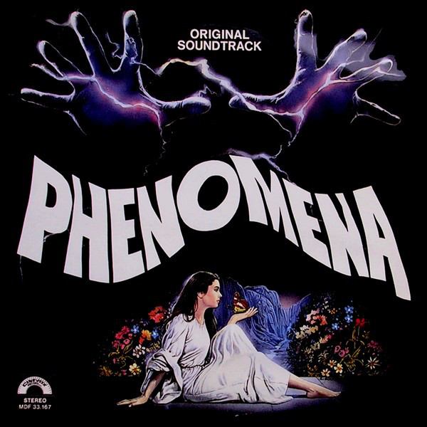 Phenomena (Original Soundtrack) Italy 1985