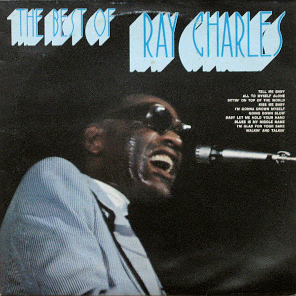 The Best Of Ray Charles ( Italy ristampa )