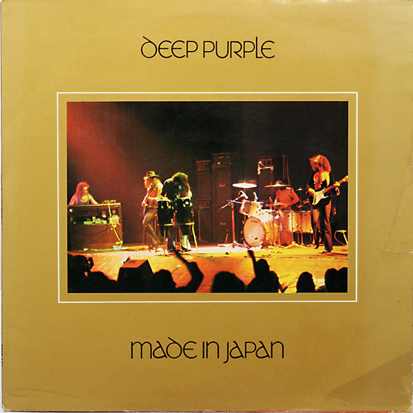 MADE IN JAPAN ( 2 LP Italy 1972 )