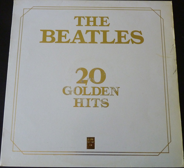 20 Golden Hits ( The Beatles Italy 1980 )