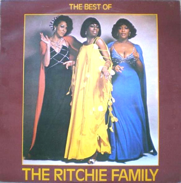 The Best Of The Ritchie Family ( Italy 1977 )