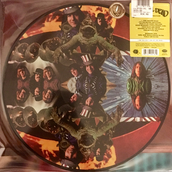 The Grateful Dead ( Us 2017 ) Picture Disc