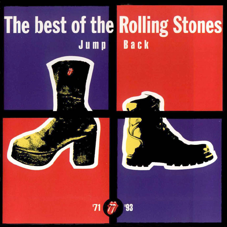 JUMP BACK THE BEST OF ROLLING STONES