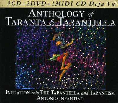 ANTHOLOGY OF TARANTA & TARANTELLA ( 5 CD )