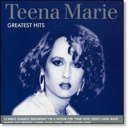 GREATEST HITS ( TEENA MARIE )