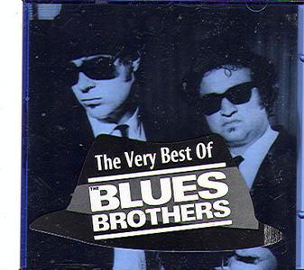 THE VERY BEST OF ( THE BLUES BROTHERS )