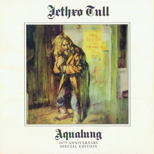 AQUALUNG 40TH ANNIVERSARY SPECIAL EDITION ( 2 CD )