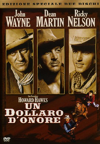 UN DOLLARO D'ONORE ( 2 DVD )