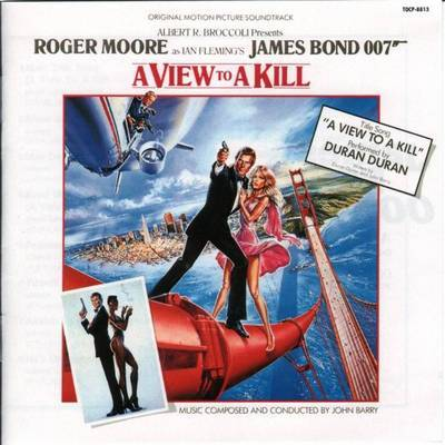007 A VIEW TO A KILL (BERSAGLIO MOBILE)