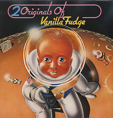 2 ORIGINALS OF VANILLA FUDGE ( 2 LP )